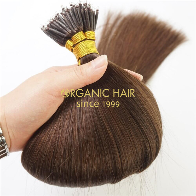 Wholesale human nano rings hair extensions X293