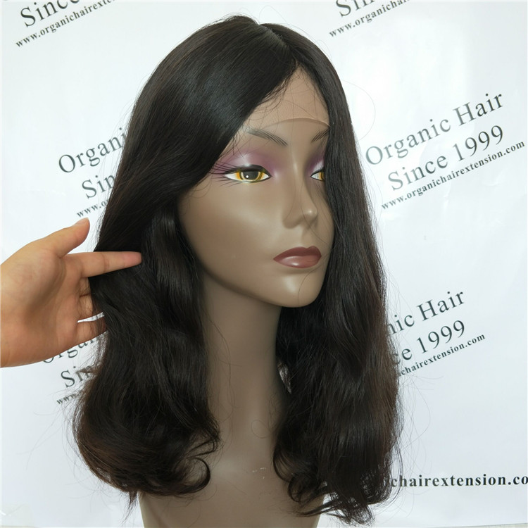 Natural Hairline Full Lace Wig J12