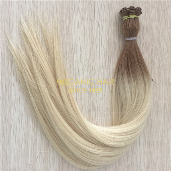 Cheap milky way human hair weave