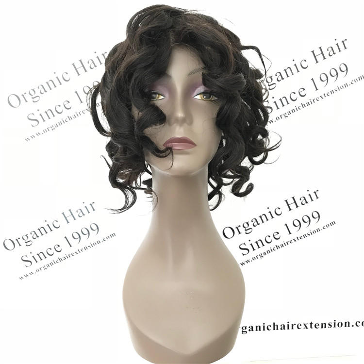High quality natural color jewish wig for women H69