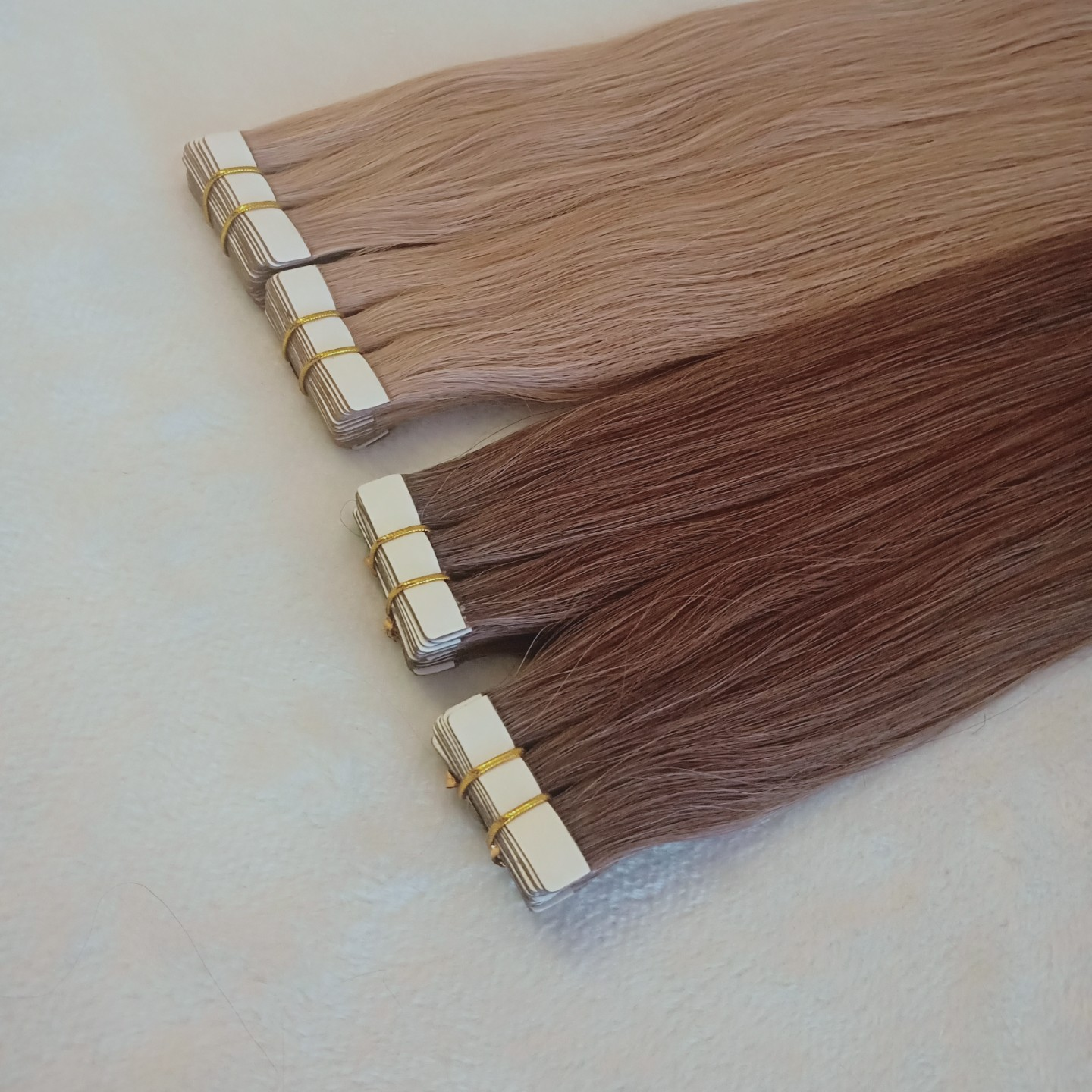 Wholesale remy human  tape in hair extension with factory price  A140