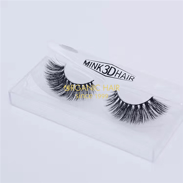 Organic 3D Mink Lashes Extensions Wholesale Vendor