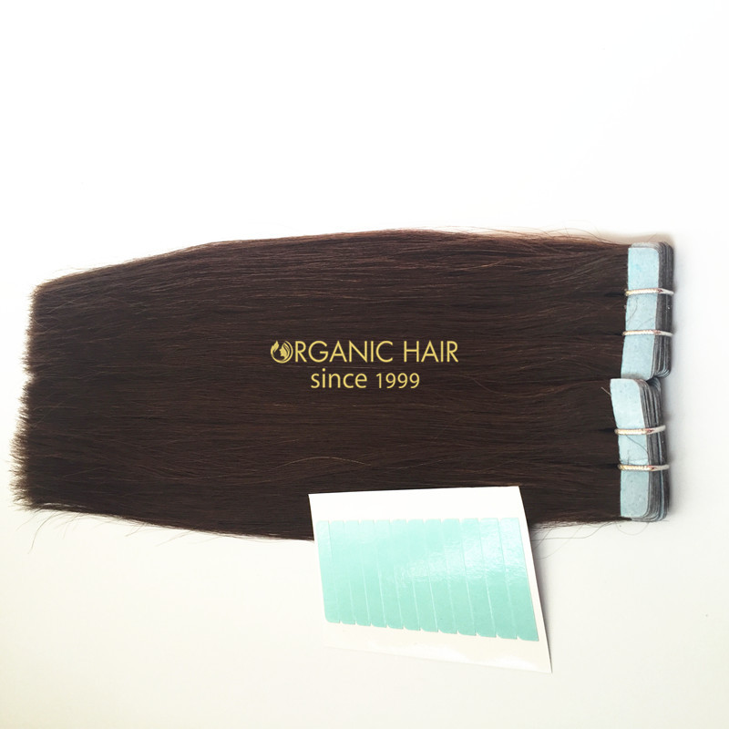 Tape in hair extensions in USA