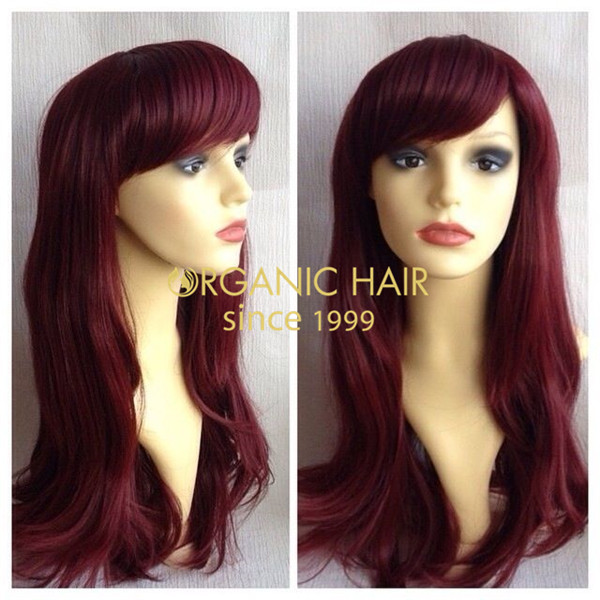 Wholesale high end synthetic wigs suppliers