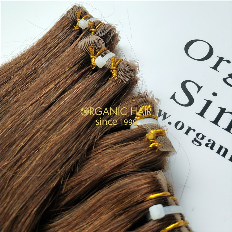 Lace hand tied weft lace skin weft - High end customization GT51