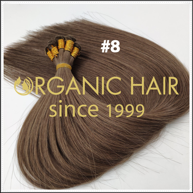 Why even full cuticle hair extensions occasionally gets tangled?C014NEWS