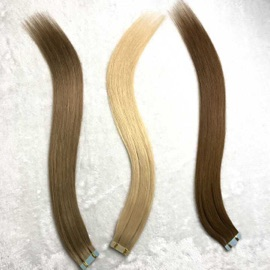 Luxy remy double drawn tape-in extensions H144