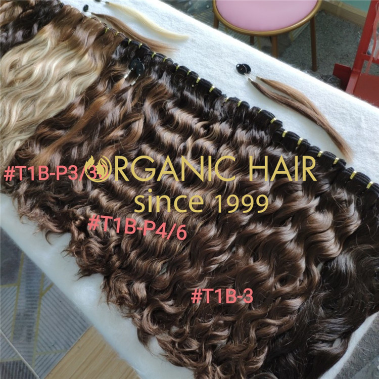 Why even the best quality hair extensions gets tangled RB100