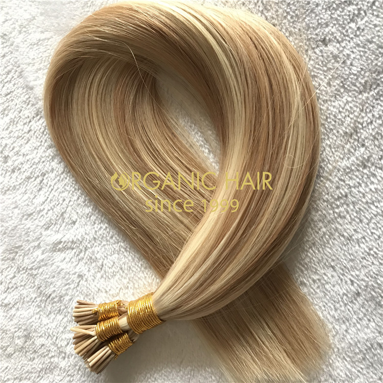 Mixed I TIPS HAIR EXTENSIONS 60/18  H188