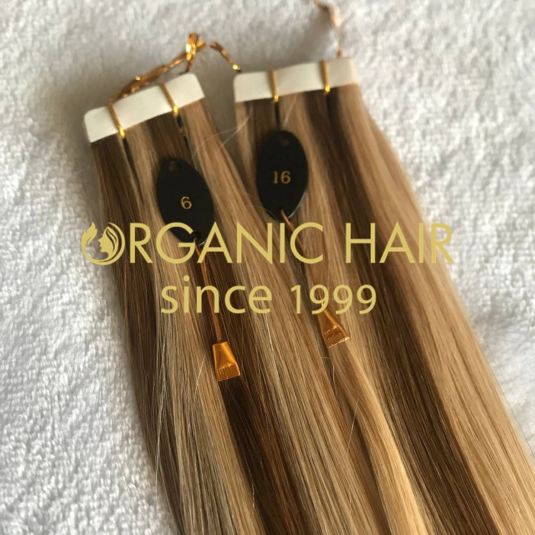 High-quality wholesale sales of tape in hair extensions in qingdao I11