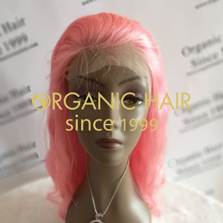 Full lace wig, 130 density natural hairline, baby hair GT22