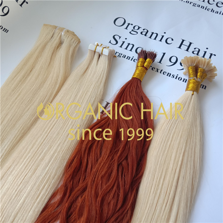 With top high quality,wholesale price,human virgin hair extension A67